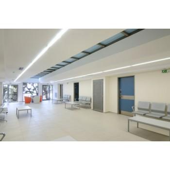 ΓΕΝΙΚΗ ΑΠΟΨΗ ΙΣΟΓΕΙΟΥ Οι χώροι μας Νευροψυχιατρική Κλινική - panagiagrigorousa.gr