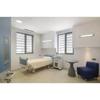 ΜΟΝΟΚΛΙΝΟΣ ΘΑΛΑΜΟΣ ΝΟΣΗΛΕΙΑΣ Οι χώροι μας Νευροψυχιατρική Κλινική - panagiagrigorousa.gr